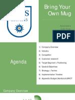 AMS Bring Your Own Mug