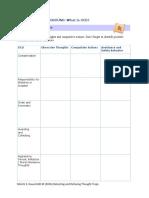 MyMCT Worksheets