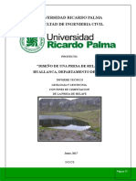 Informe Geotecnico Toh - Chuqui