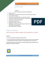 Cuestionario de Reflexion de Actitudes Taller de TDAH