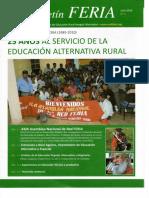 Boletín Red Feria 5