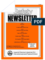Ici Safety Newsletter No 167
