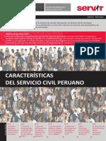 Lectura 1 - Características Del Servicio Civil Peruano