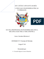 Informe 9 - Circuitos Electricos