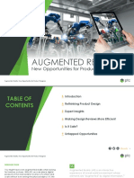 AR New Opportunities for Product Designers eBook
