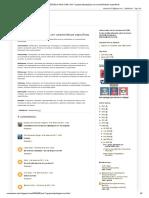 VENEZUELA-VALS (TM)_ Son 7 Grupos (Tipologías) Con Características Especificas