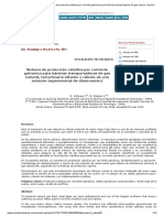 Revista Tecnológica - Sistema de protección catódica por corriente galvanica para tuberías transportadoras de gas natural, red primaria (diseño y cálculo de una estación experimental de observación).pdf