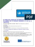 Seminario 30-05-2019 Comitato Onu Jorge Cardona PDF