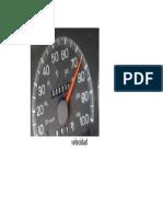 velocidad a ruedas