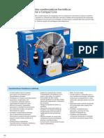 Unidades Condensadoras Herméticas Blue Star e Compact Line