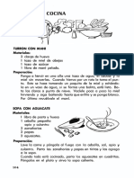 32 Recetas de Cocina
