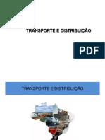 Logística de Transporte e Distribuição.