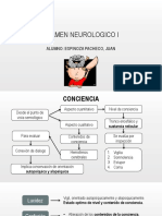 Examen Neurologico i