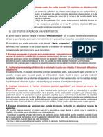 II Parcial Derecho Procesal Civil I