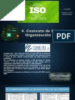 Contexto Organizacion Iso14001 2015 Uc1