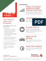 Snapdragon 430 Processor Product Brief