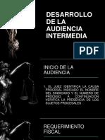 Desarrollo de La Audiencia Intermedia