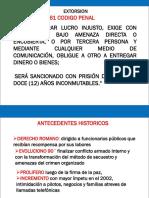 PRESENTACION EXTORSION21