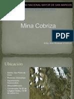 Mina Cobriza