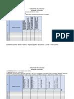 Instrumentos de Evaluacion Competencia Transversal
