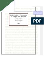 Flood Mitigation and Water Storage - Engineering Communication.pdf