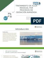 Presentación Aguas Envasadas- Oxidación Avanz.pptx
