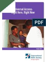 International AIDS Society_UniversalAccessReport