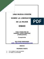 Osho - Una Nueva Vision Sobre La Liberacion De La Mujer.DOC