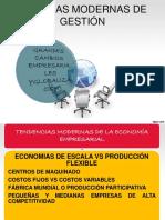 Tendencia Empresarial y Globalizacion