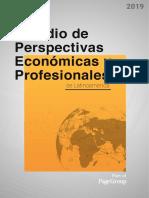 Perspectivas economicas y profesionales de latino america 2019