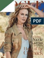 Vogue September 2015 AU