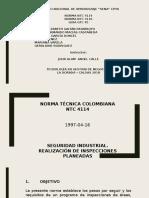 EVIDENCIAS NORMAS.pptx