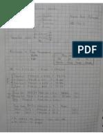 Fórmulas para nómina provisión