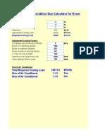 (4) Air Condition Size Calculator (1.1.19).xlsx