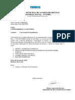 Convocação 9 Maio 2019 Burocrático