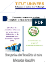 Fiche Technique Formation Ias Ifrs 2010-2011