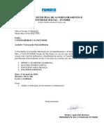 Convocação 13 Maio 2019 Burocrático
