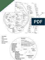 Flujograma de Variables que afectan el Aprendizaje Escolar 2010.ppt