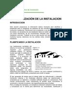 HVAC Procedimientos de Instalación