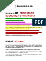 Analise Das Demonstracoes Financeiras