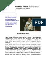 Părintele Efrem Athonitul - Sfaturi Din Sfântul Munte