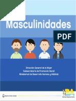 Cuadernillo de Masculinidades