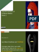 El Efecto Medici Ideas e Interseccion