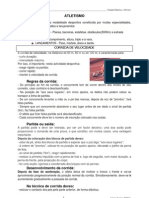 Atletismo - Documento de Apoio - 2010-11