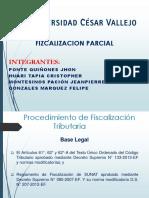 fizcalizacion parcial