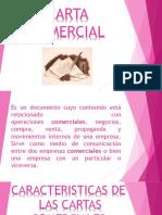 Cartas Comerciales 1