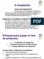 Presentación Muestro de Aceptacion 2014 (1)