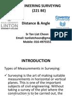 5-Distance & Angle