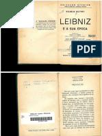 [edit] DILTHEY, W. Leibniz e sua época..pdf
