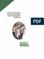 Capítulo Segregación Educativa en El Sistema Chileno Desde Una Perspectiva Comparada